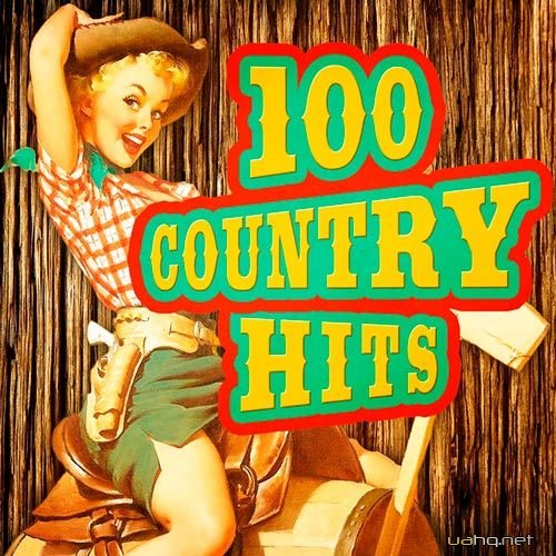 100 Country Hits (2015)