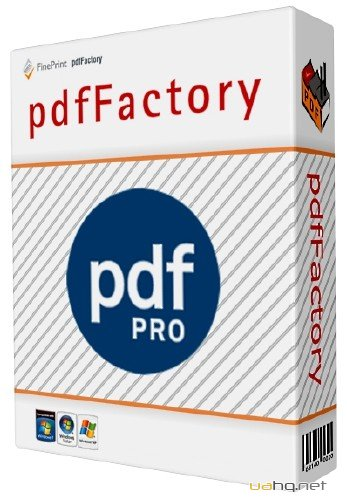 pdfFactory Pro 5.22 Workstation / Server Edition