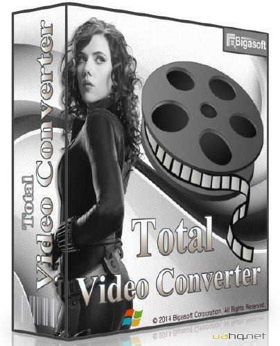 Bigasoft Total Video Converter 4.5.3.5518
