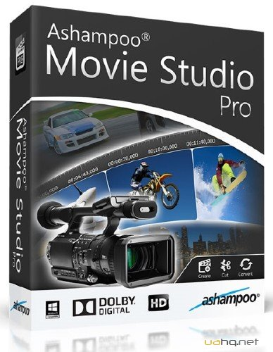 Ashampoo Movie Studio Pro 1.0.17.1 DC 13.02.2015