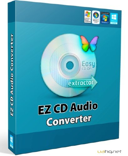 EZ CD Audio Converter 2.8.0.1