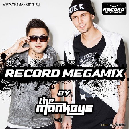 The Mankeys - Record Megamix #016 (2015)