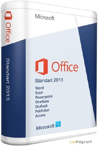 Microsoft Office 2013 Standard 15.0.4693.1001 SP1 RePack by D!akov (2015/RUS/ENG/UKR)