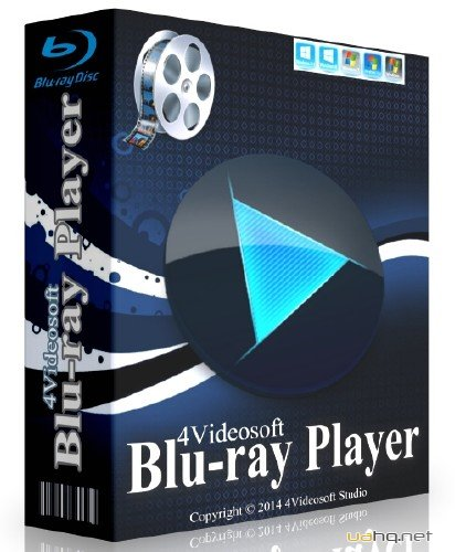 4Videosoft Blu-ray Player 6.1.62 + Rus