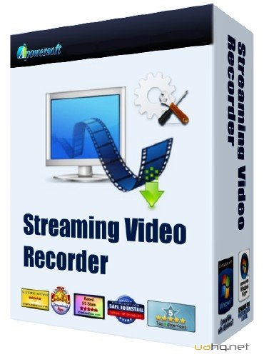 Apowersoft Streaming Video Recorder 4.9.8
