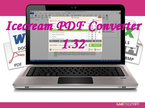 Icecream PDF Converter 1.32 (2015/ML/RUS)