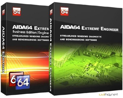AIDA64 Extreme / Engineer Edition 5.00.3351 Beta