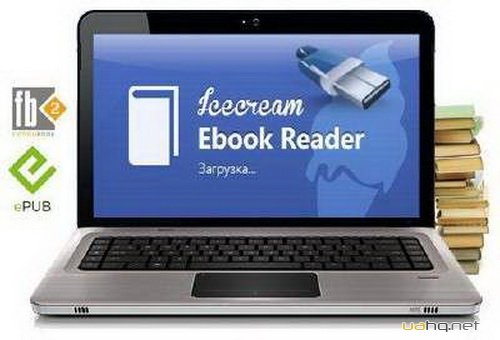 Icecream Ebook Reader 1.53 ML/Rus Portable