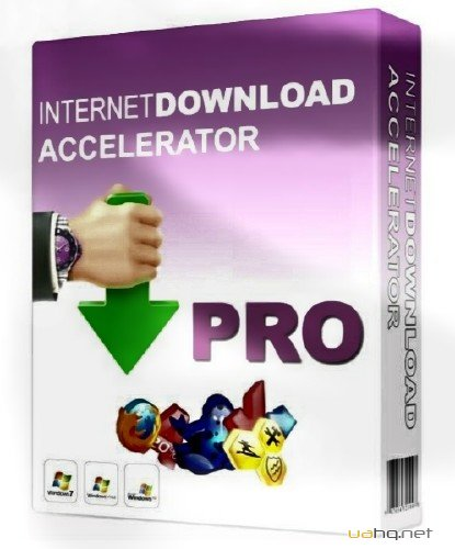 Internet Download Accelerator PRO 6.1.1.1443 Final + Portable