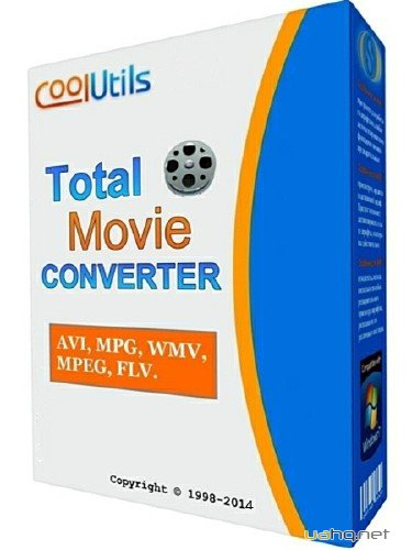 Coolutils Total Movie Converter 4.1.5