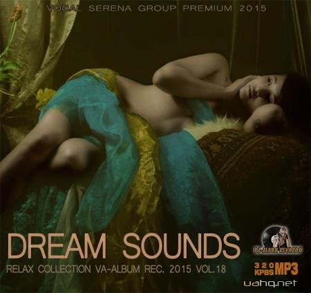 Dream Sounds Relax Collection vol 18 (2015)
