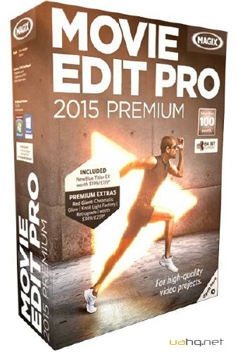 MAGIX Movie Edit Pro 2015 Premium 14.0.0.172