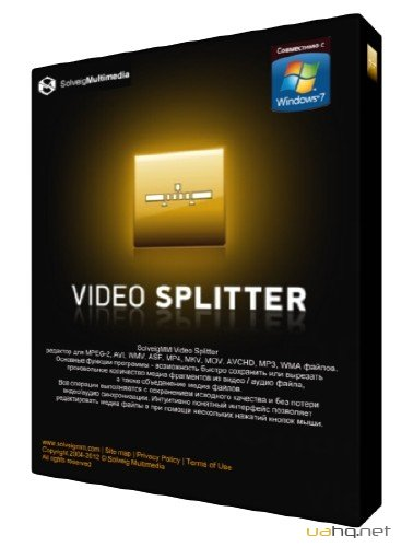 SolveigMM Video Splitter 4.5.1502.12 Business Edition