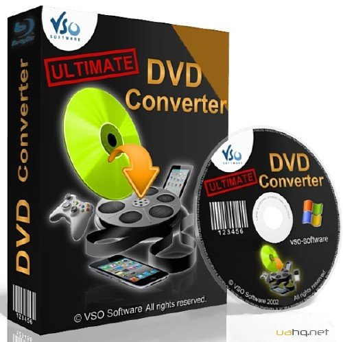 VSO DVD Converter Ultimate 3.5.0.28 Final