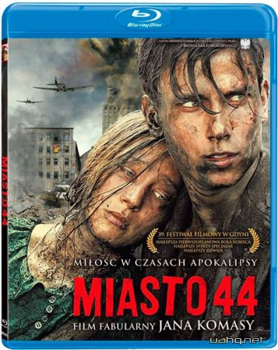 Город 44 / Miasto 44 (2014/BDRip 720p/HDRip/2100Mb/1.46Gb)