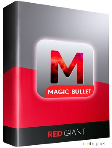 Red Giant Magic Bullet Suite 12.0.0 CE Repack від Team V. R