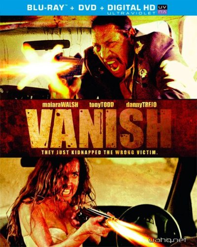 Исчезновение / VANish (2015/BDRip 720p/HDRip/1400Mb/700Mb)