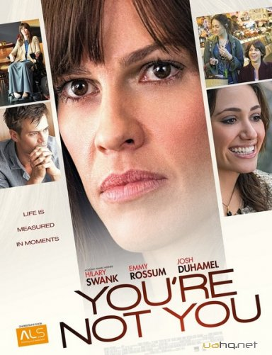 Ты не ты / You're Not You (2014/WEB-DL/WEB-DLRip)