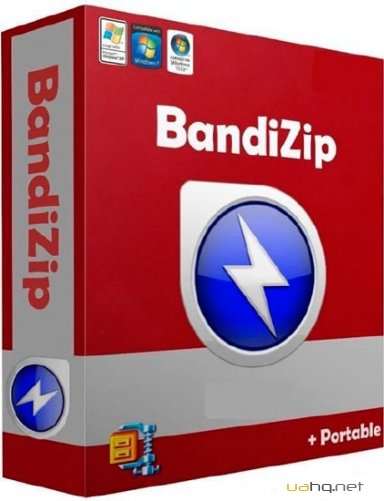 Bandizip 5.05 Build 12505 Final + Portable (Rus|Ml)