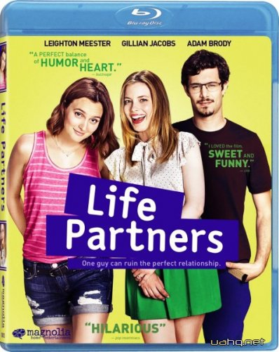 Партнеры по жизни / Life Partners (2014/BDRip 720p/HDRip/1400Mb/700Mb)