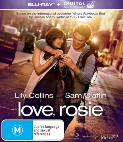 С любовью, Рози / Love, Rosie (2014/BDRip 720p/HDRip/1400Mb/700Mb)