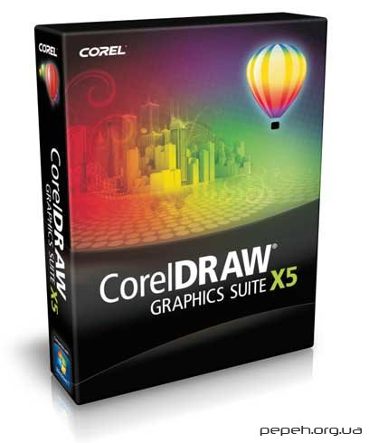 CorelDRAW Graphics Suite X5 15.0.0.489