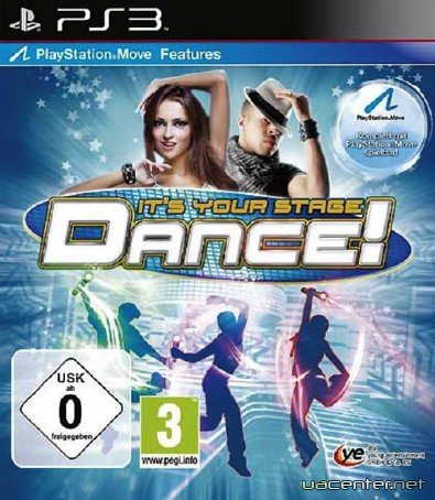 Dance! It's Your Stage (2011/PS3/ENG/Move)