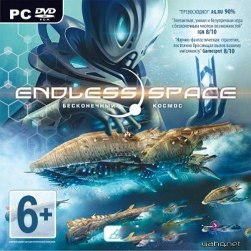 Endless Space [v 1.0.45] (2012) PC