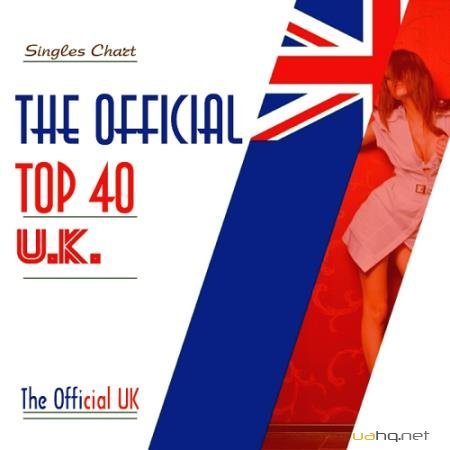 VA -The Official UK Top 40 Singles Chart 22-06-2014 (2014)